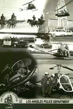 LAPD Air Support