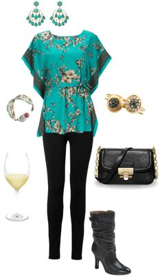 """""""Ladie's Night Out"""" by jlucke on Polyvore"""