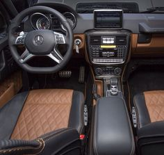 Mercedes G-wagon