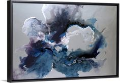 Cerulean waters from Big Canvas Direct