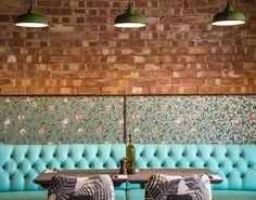 Wildwood restaurant by Design Command, Letchworth Garden City – UK » Retail Design Blog