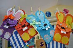 Φρου Φρουκατασκευές στον Παιδικό Σταθμό!: Πασχαλινές κατασκευές