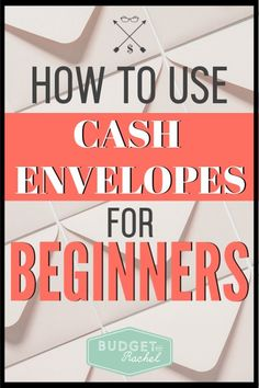 If you are struggling to stay on budget you need to use the cash envelope system. Not sure what the cash envelope system is? Check out these basic. Budgeting System, Budgeting Finances, Budgeting Tips, Envelope Budget System, Cash Envelope System, Cash Envelope Budget, Budget Envelopes, Cash Envelopes, Money Saving Challenge
