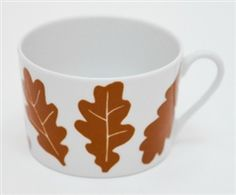 Lost acorns porcelain cups designed by Elisabeth Dunker for House of Rym at Northlight