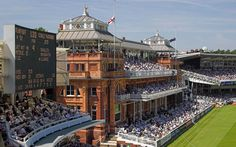 Only if Mike wants to go. Lord's Cricket [Stadium]