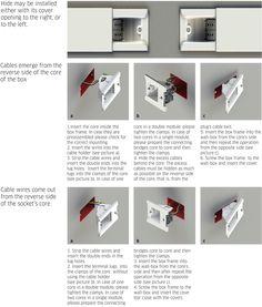 Hide: the socket that hides the plug 4 box http://www.archiportale.com/newsletter/dossier/archidossier.asp?id=143109&uid=A5F7097D40FA4062826A0D7BBB7AEA6C