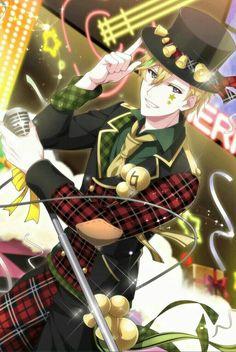 Christmas Rock, Xmas, Anime Figures, Anime Characters, Shall We Date, Hot Anime Guys, Anime Boys, Manga Boy, Alice In Wonderland