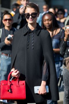 The Paris Way: Fashion Week Street Style Day 8