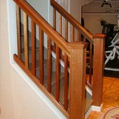 Your local Total Basement Finishing expert can finish your ENTIRE basement, from the floor to the ceiling! Staircase Railing Design, Interior Staircase, House Ceiling Design, Inside Home, Wooden Stairs, Basement Finishing, Anubis, Basement Ideas, Lana