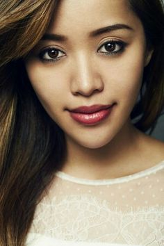 Michelle phan-  first of all, she is gorgeous!!! I lobe watching her makeup tutorials, even though I don't wear make up at all!! She also has a few nail tutorials.