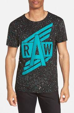 9389b49bef3 G-Star Raw  Duo  Splatter Print Graphic T-Shirt - that should