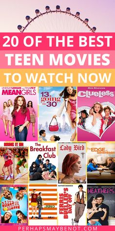 20 Teen Movies Everyone Should Watch Before Turning 20 - Perhaps, Maybe Not