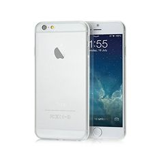 iPhone 6 Case, Flexion™ [Scratch Resistant] **Crystal Clear** [Tactile Series] Apple iPhone 6 (4.7 inch) World's Thinnest Ultra Flexible Premium iPhone 6 Case (Crystal Clear) (Crystal Clear) Flexion http://www.amazon.com/dp/B00R45IHMC/ref=cm_sw_r_pi_dp_3xUNub0GB4DN2