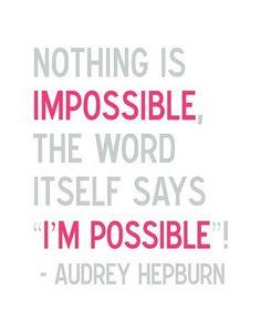 Flying Tomato Loves Audrey Hepburn!!!