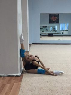 Crazy flexible!!!