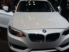 2014 BMW 228i at the NYIAS