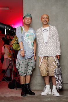 【STREET SNAP】イイダ,テルイ | JACQUES LE CORRE | ストリートスナップ | rooms 23 |