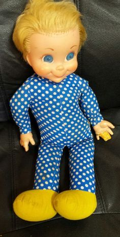 Vintage Mrs Beasley Doll Original Mattel 1967 Family Affair - Mute-  #Mattel #Dolls