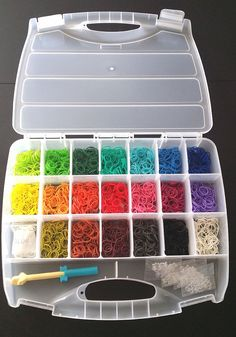 Rainbow Loom Upgraded Refill Organizer All by RainbowLoomRefills, $49.99