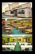 OH, Piqua, Ohio, Terry's Cafeteria, Interior.