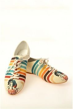 Extravagant Elite Goby shoes. We ♥ them!