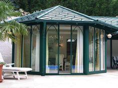 alco wintergarten 2 gescho ig holz alu viktorianisch. Black Bedroom Furniture Sets. Home Design Ideas