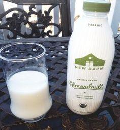 Thankful for Organic Almond Milk #sponsored