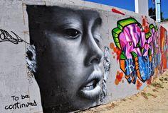 Graffiti n.º 132: To Be Continued...