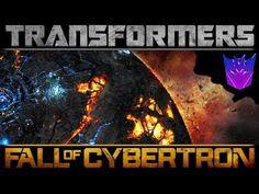Transformers: Fall of Cybertron [Megatron Ending]
