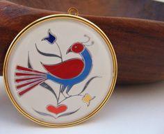 Gorgeous vintage pendant