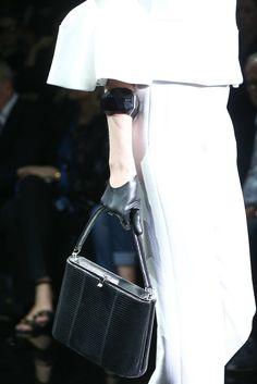 Armani Privé Fall 2014 Couture Fashion Show Details