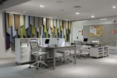 A City of a Showroom: How Urban Planning Guided Allsteel's NeoCon Showroom Design - Architizer
