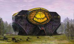 Environment Artwork from Oddworld: Munch's Oddysee
