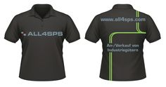 T-Shirt Design und Polo-Shirt Design