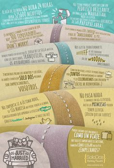 Manifesto SoloDos Wedding Planners