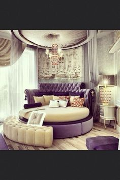 round beds on pinterest teenage girl bedrooms beds and bedrooms