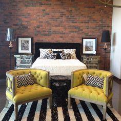 Classic Contemporary Bedroom