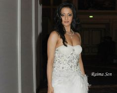 beauty/ bolly/indian - Page 36414 Raima Sen, Indian Pictures, Exotic Beauties, Formal Dresses, Wedding Dresses, Glamour, Forgive, Beauty, Collection
