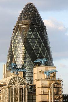 Gherkin in London