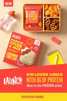Leave leftovers behind when you snag a LaunchBox sandwich your kids will be sure to love! Pack their Baby Food Recipes, Food Network Recipes, Cookie Recipes, Toddler Meals, Kids Meals, Manhattan Recipe, Good Food, Yummy Food, Kitchens