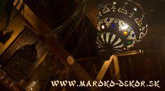 Maroko Dekor    www.marokodekor.sk                  Ručne vyrobené orientálne lampy priamo z Marakeshu už aj na Slovensku za super ceny!