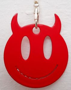 Naughty Little Devil Key ring from www.nest-homegrown.co.za
