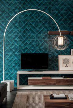 Sala Azul: 60 Ideias Incríveis de Decoração com a Cor