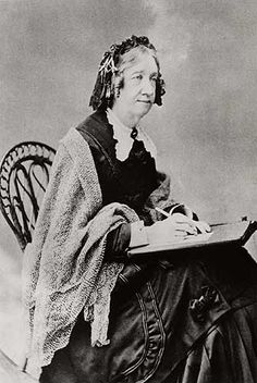 Catherine Beecher (1800-1878) Writer, educator, and advocate for women's education and the importance of kindergarten for children