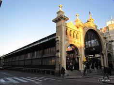 Mercado Central, Zaragoza