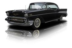 1957 Chevrolet Bel Air - Eckler's Classic Chevy Bronze, Silver and Gold winner.