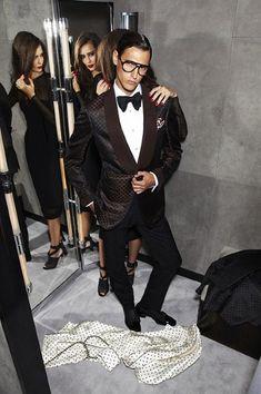 Tom Ford menswear spring 2012 - Fashion Galleries - Telegraph