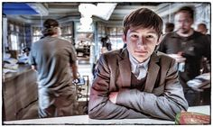 """Jared Gilmore - Behind the scenes - 5 * 22 """"Only You"""" 5 * 23 """"An Untold Story"""""""
