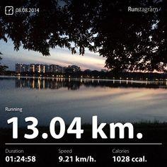 13.04k run