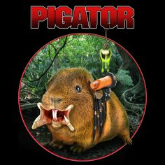 Piggie Parodies: Pigator (redux) - NeatoShop